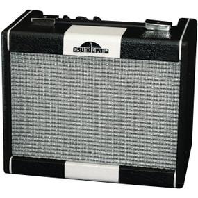 Sundown Lowrider 15-Watt Bass Guitar Combo Amplifier, SD-15B