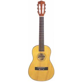 Lauren LA30N 1/2 Size Nylon String Classical Acoustic Guitar, Natural