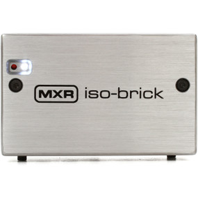 Dunlop MXR M238 Iso-Brock Power Supply, 10 Variable Outputs