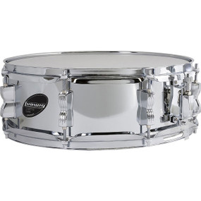 """Ludwig Accent Series LC054S Steel Shell 5""""x 14"""" Snare Drum"""
