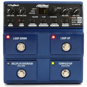 DigiTech JML2 JamMan Stereo Looper and Phrase Sampler Guitar Effects Pedal