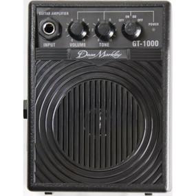 Dean Markley GT-1000 Personal 3-Watt Micro Guitar Amplifier w/ Belt Clip