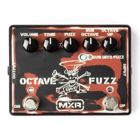 Dunlop MXR Signature Series SF01 Slash Octave Fuzz Guitar Effects Pedal
