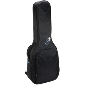 Reunion Blues RBX-A2 RBX Dreadnought Acoustic Guitar Gig Bag, Black