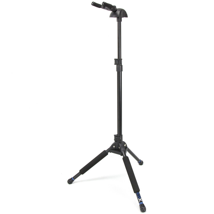 Reunion Blues RBXS Self-Locking Auto Yoke Handing Guitar Stand, RBXS-HG3