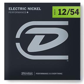 Dunlop DEN1254 Performance+ Electric Guitar Strings, Heavy Gauge 12-54