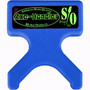 """Axe-Handler S/O """"Strings Out"""" Portable Guitar Stand & Neck Support Cradle, Blue (AX-SO-BLU)"""