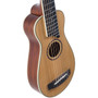 Johnson JG-TR3 Trailblazer Acoustic Travel Guitar w/ Gig Bag, Natural