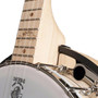 Deering Dropkick Murphys Goodtime Two 19-Fret Tenor Banjo - Resonator