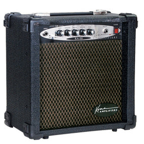 Kona 20-Watt 2-Channel Guitar Combo Amplifier with Overdrive, KA20