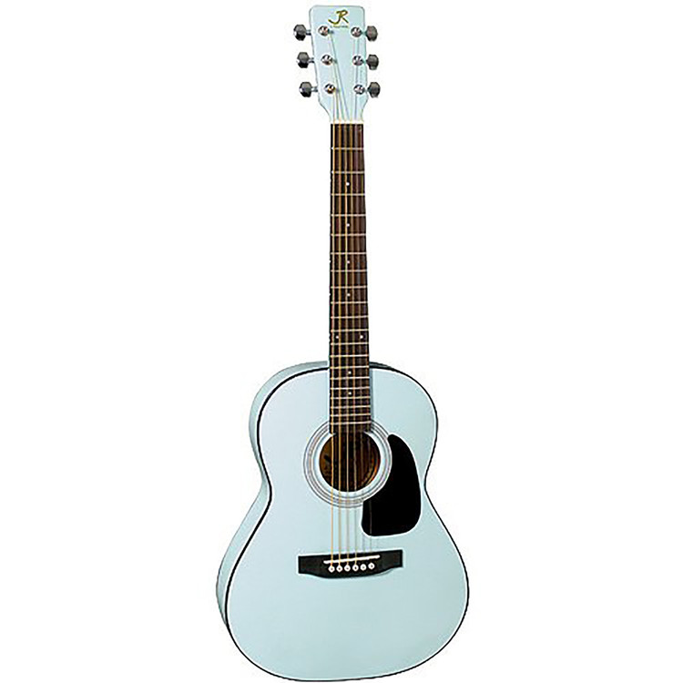 "J Reynolds JR14 Student 36"" Inch Dreadnought Acoustic Guitar, Powder Blue (JR14PB)"