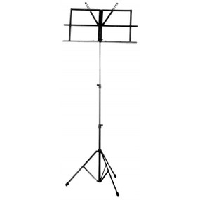 Guardian SM-030 Collapsible Music Stand, Black