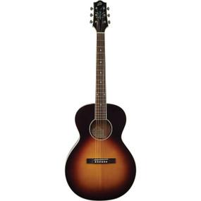 The Loar LH-200-FE3-SN Small Body Acoustic Electric Guitar, Sunburst (LH-200-FE3-SN)
