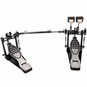 GP Percussion DP778TN Pro Quality Double Bass Drum Pedal (DP778TN)