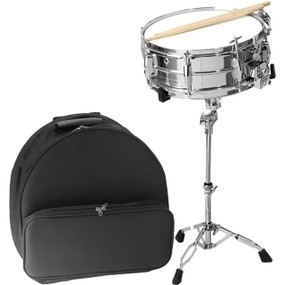 Excel 8-Lug Deluxe Student Snare Drum Kit with Case (EDSK)