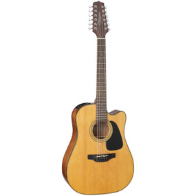 Takamine GD30CE-12NAT Solid Top Dreadnought 12-String Acoustic Electric Guitar