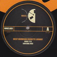 """West Norwood Cassette - What It Is - 10"""" Vinyl"""