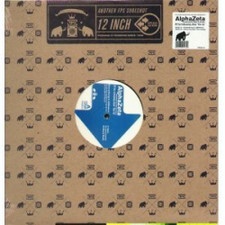 "Alphazeta - Everything's Different - 12"" Vinyl"