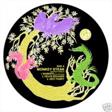 """Monkey Steak - Ratatosk's Tree - 12"""" Vinyl"""