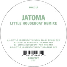 "Jatoma - Little House RMX - 12"" Vinyl"