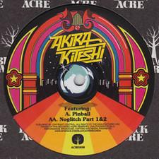 "Akira Kiteshi - Pinball/Noglitch - 12"" Vinyl"