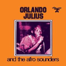 "Orlando Julius & His Afro Sounders - Orlando Julius & His Afro Sounders - 12"" Vinyl"