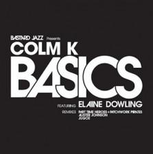 """Colm K - Basics - 12"""" Vinyl"""