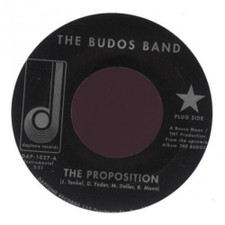 "Budos Band - Proposition - 7"" Vinyl"
