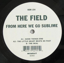 "The Field - From Here We Go Sublime - 12"" Vinyl"