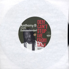 "Anthony B - Dem Can't Stop We From Talk - 7"" Vinyl"