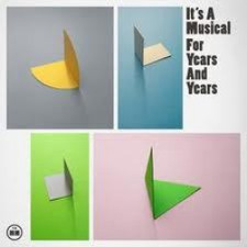 """It's A Musical - For Years And Years - 12"""" Vinyl"""