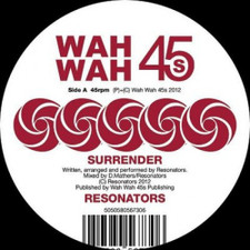 "The Resonators - Surrender - 7"" Vinyl"