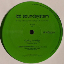 "Lcd Soundsystem - Losing My Edge/Beat Connection - 12"" Vinyl"