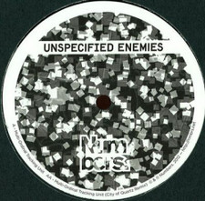 "Unspecified Enemies - Multi Ordinal Tracking Unit - 12"" Vinyl"