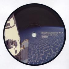 """Detroitrocketscience - Vol 1 - 10"""" Vinyl"""