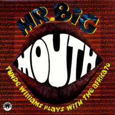 "Tunde Williams & The Africa 70 - Mr. Big Mouth - 12"" Vinyl"
