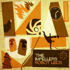 "The Impellers - Robot Legs - 12"" Vinyl"