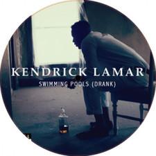 """Kendrick Lamar - Swimming Pools - 12"""" Vinyl"""
