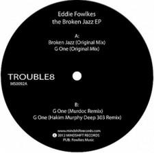 """Eddie Fowlkes - Broken Jazz - 12"""" Vinyl"""