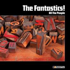 "The Fantastics! - All The People - 12"" Vinyl"