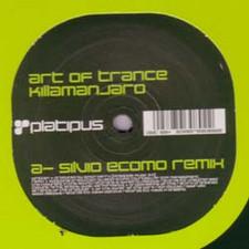 "Art Of Trance - Killamanjaro SILVIO ECOMO REMIX - 12"" Vinyl"