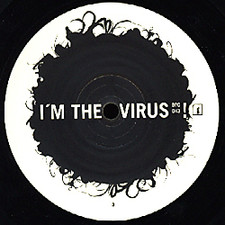 "Alex Amoon - Im The Virus - 12"" Vinyl"