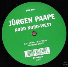 """Jurgen Paape - Nord Nord-West - 12"""" Vinyl"""