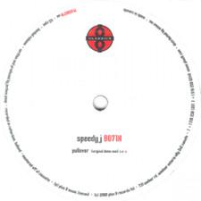 """Speedy J - Pullover - 12"""" Vinyl"""