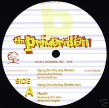 """Primeridian - Hang On - 12"""" Vinyl"""