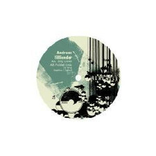 """Andreas Tilliander - Stay Down - 12"""" Vinyl"""