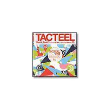 """Tacteel - Feel It Feel It - 12"""" Vinyl"""