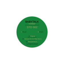 """Babytalk - Chance - 12"""" Vinyl"""
