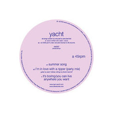 "Yacht - Summer Song - 12"" Vinyl"