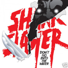 "Sharkslayer - Don't Go Into The Water - 12"" Vinyl"